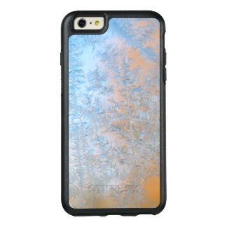 Delicate frost pattern, Wisconsin OtterBox iPhone 6/6s Plus Case