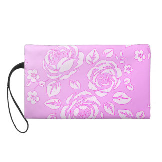 Delicate-Fushia_Retro_(c)IFabric_Sueded_Bag Wristlet