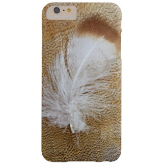 Delicate Goose Feathers Barely There iPhone 6 Plus Case