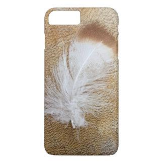 Delicate Goose Feathers iPhone 8 Plus/7 Plus Case