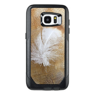 Delicate Goose Feathers OtterBox Samsung Galaxy S7 Edge Case