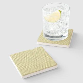 Delicate-Green-Plaid-Accent-Coasters Stone Coaster