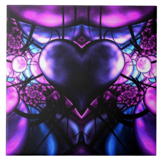 Delicate Heart of Scorpio Tile