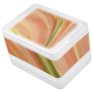 Delicate Peach Cooler
