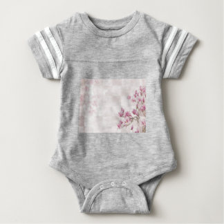 Delicate Pink Baby Girl  Clothing Baby Bodysuit