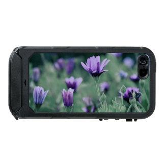 Delicate Purple Flowers Incipio ATLAS ID™ iPhone 5 Case