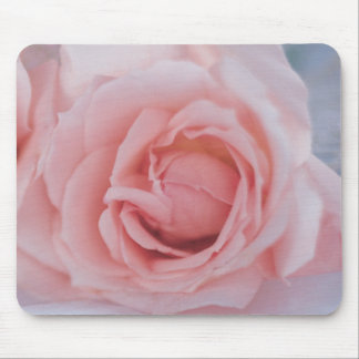 Delicate Rose Mousepad