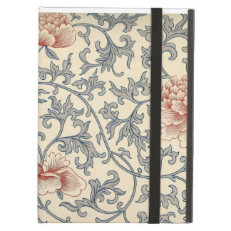 Delicate Vintage Floral Art iPad Air Cover