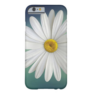 Delicate White Daisy Barely There iPhone 6 Case