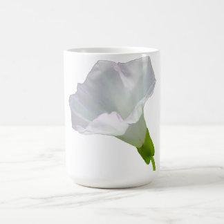 Delicate White Wildflower. Mug