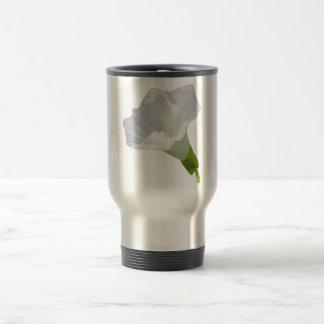 Delicate White Wildflower. Coffee Mug