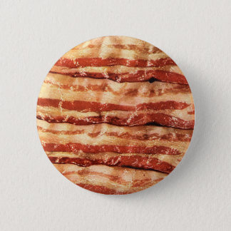 Delicious BACON button! 6 Cm Round Badge