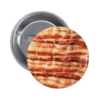 Delicious BACON button! 6 Cm Round Badge