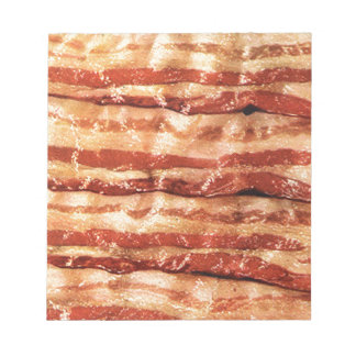 Delicious BACON goodness Notepads