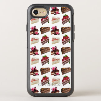 Delicious Cakes Selection OtterBox Symmetry iPhone 8/7 Case