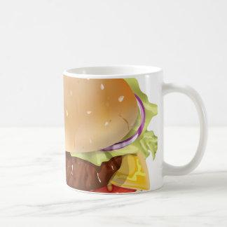 Delicious Cheeseburger Mug