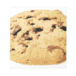 Delicious Chocolate Chip Cookie Memo Pads