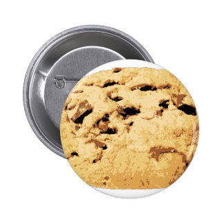 Delicious Chocolate Chip Cookie Pin