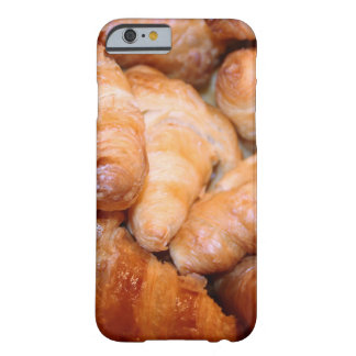 Delicious classic french croissants photograph barely there iPhone 6 case
