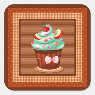 Delicious Cupcake Sticker