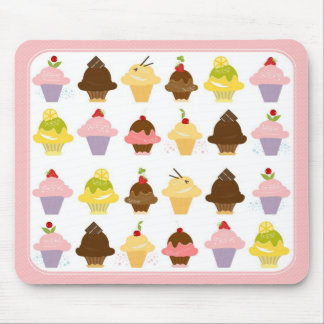 Delicious Cupcakes Mousepad