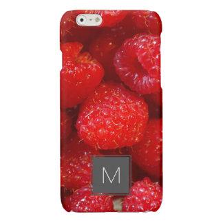 Delicious cute dark pink raspberry photograph