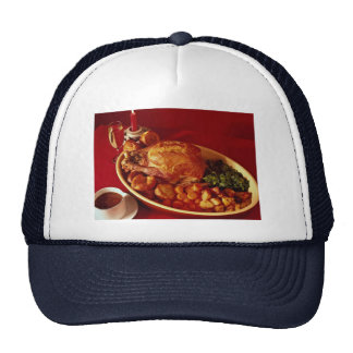 Delicious Dinner for food lovers Hat