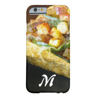delicious Mexican Tacos photograph Barely There iPhone 6 Case
