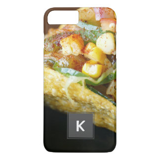 delicious Mexican Tacos photograph iPhone 8 Plus/7 Plus Case