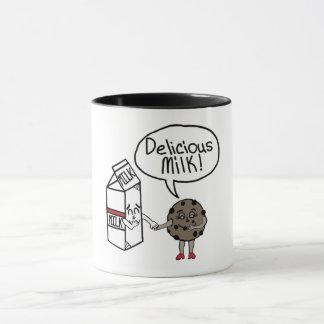 Delicious Milk Mug