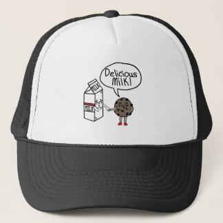 Delicious Milk Trucker Hat