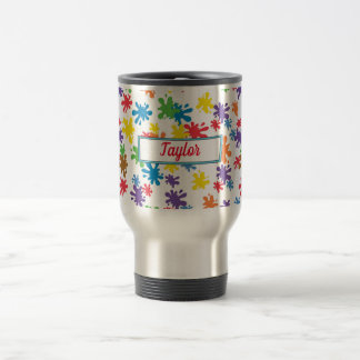 Delicious Painters Travel Mug