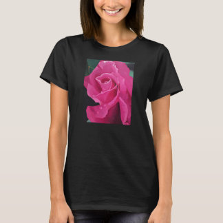 Delicious Pink Rose T/Shirt T-Shirt
