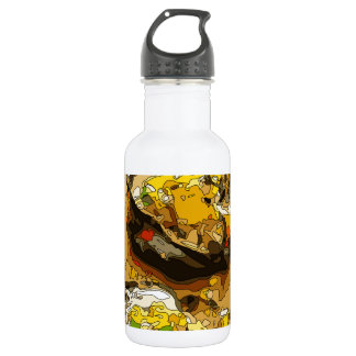 Delicious Potato stuffed with Grilled Veggies 532 Ml Water Bottle