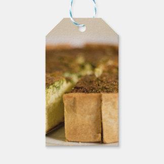 Delicious Quiche Gift Tags