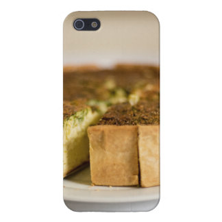 Delicious Quiche iPhone 5/5S Cases