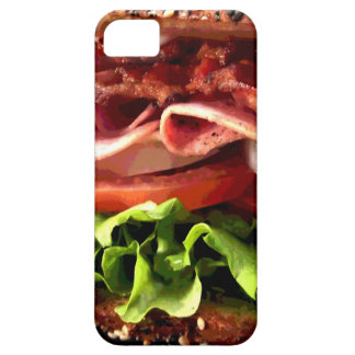 Delicious Sandwich iPhone Case Case For The iPhone 5