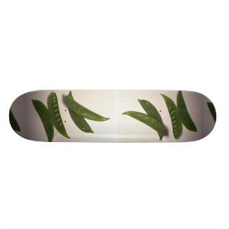 Delicious Snow peas Skate Board Decks