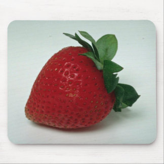 Delicious Strawberry Mouse Pad