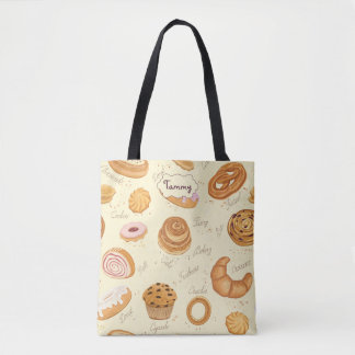 Delicious Sweets Tote