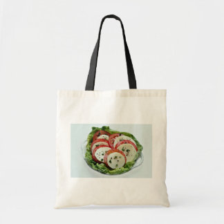 Delicious Tomato and cheese salad Bag