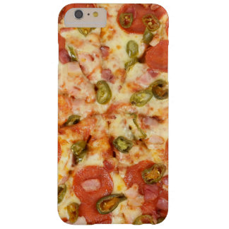 delicious whole pizza pepperoni jalapeno photo barely there iPhone 6 plus case