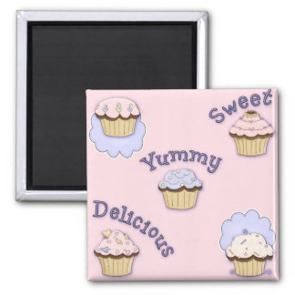 Delicious Yummy Sweet Magnet