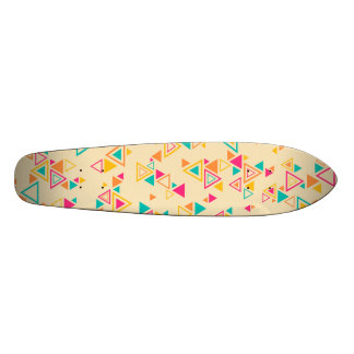 Delightful Floral Manly Beautiful 21.6 Cm Old School Skateboard Deck