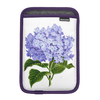 Delightful Hydrangea iPad Mini Sleeve