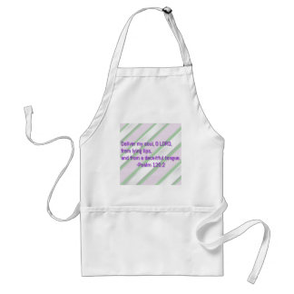 Deliver My Soul O Lord Aprons