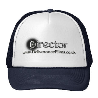 Deliverance Films Director Cap