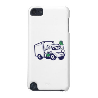 Delivery Van Waving Cartoon iPod Touch (5th Generation) Covers