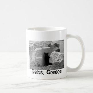 Delos, Greece Coffee Mug