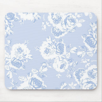Delphia blueberry Mouse Pad